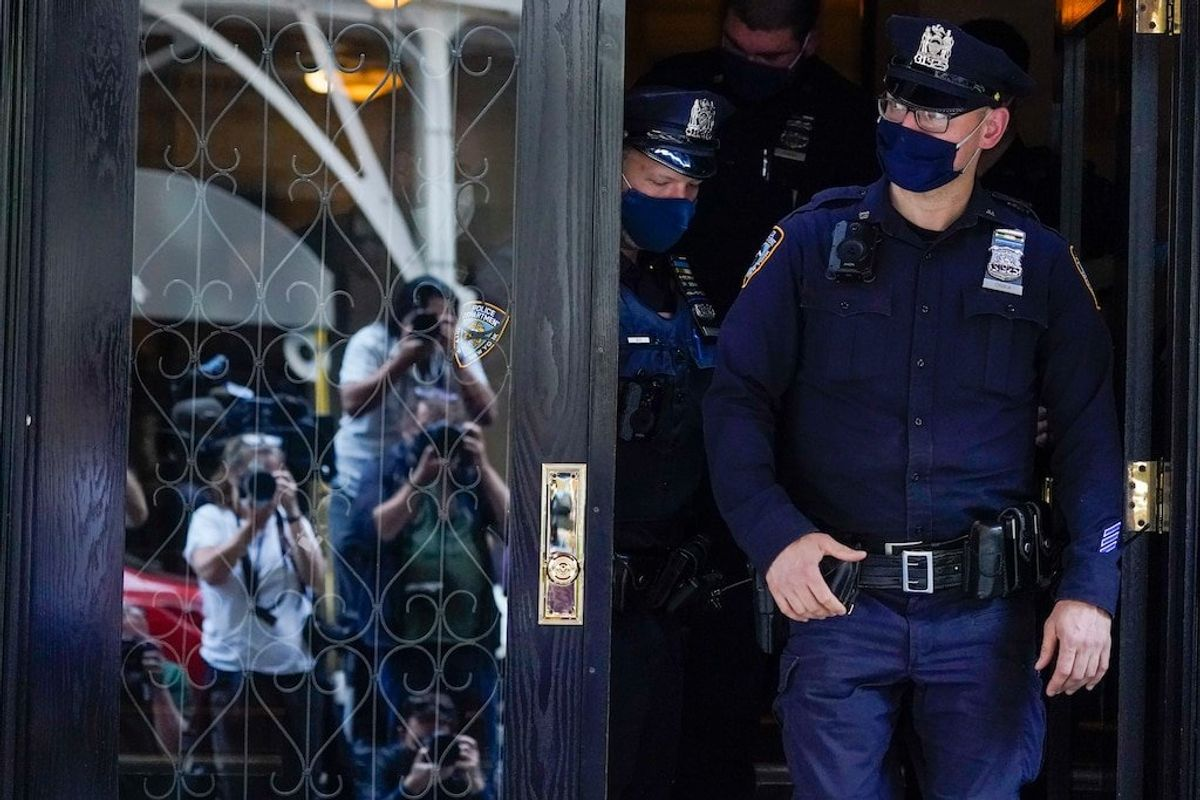US Agents Raid New York Home, Office of Former Trump Lawyer