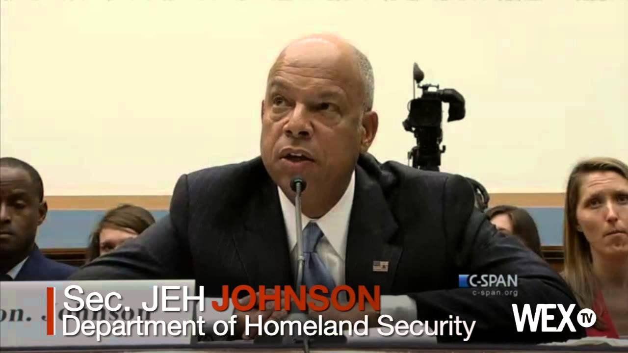 Jeh Johnson tesitifies on sanctuary cities