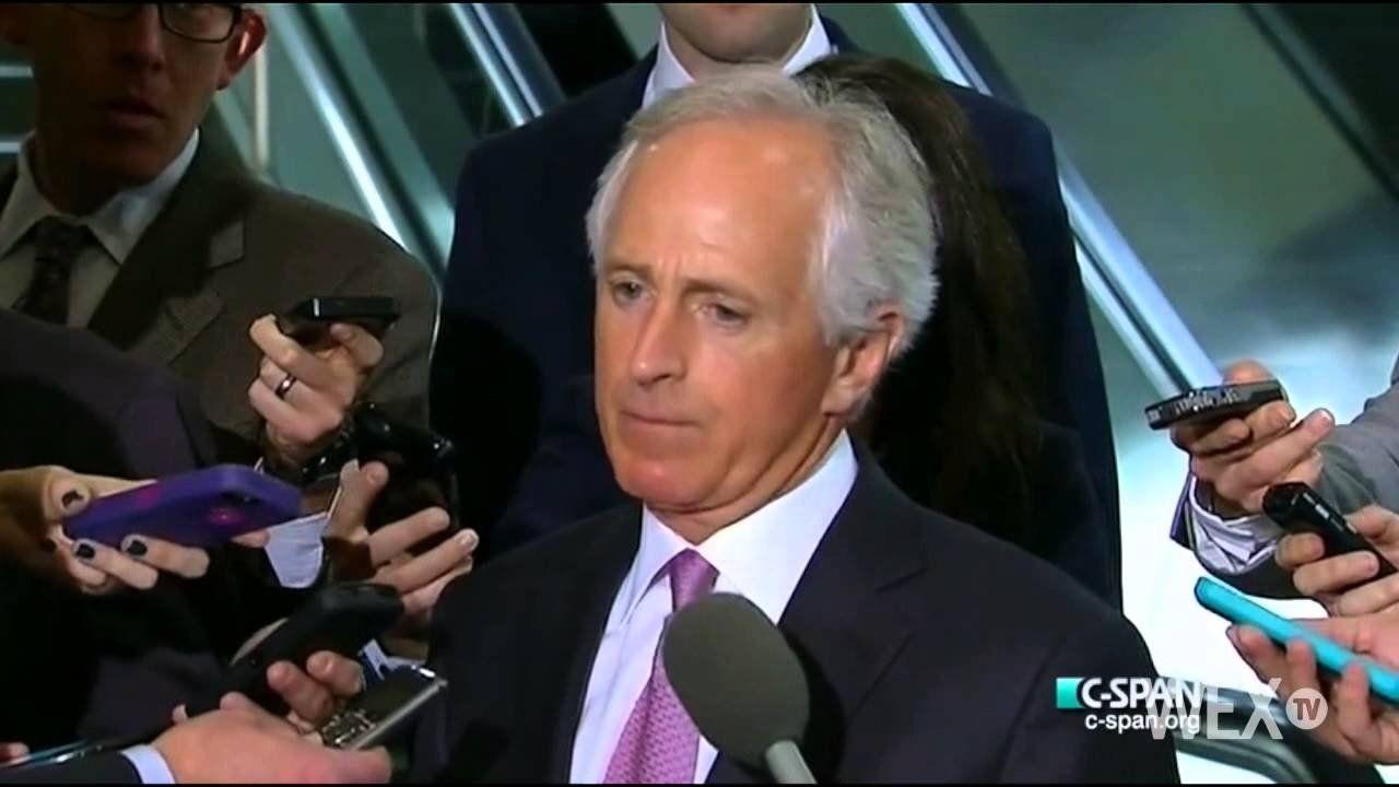 Corker: We're moving toward an Iran deal