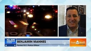 Benjamin Mannes comments on the police system one year after the death of George Floyd