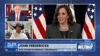 John Fredericks talks to Couy Griffin about being in a Washington dc jail