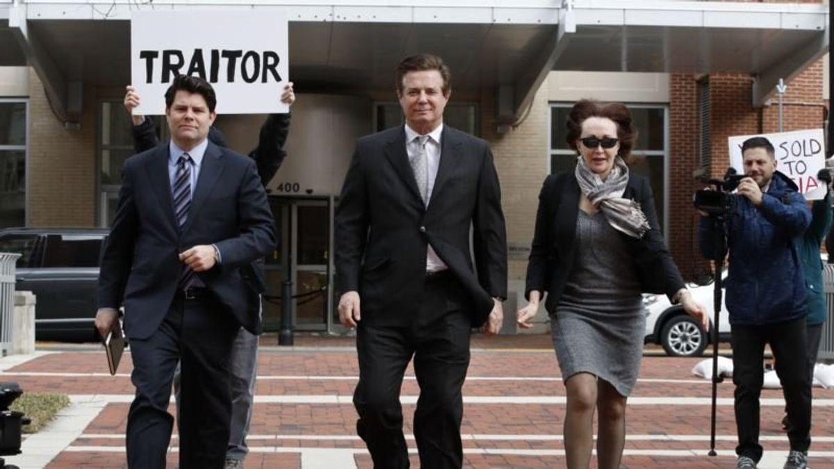Manafort Trial to Focus on Lavish Lifestyle, Not Collusion