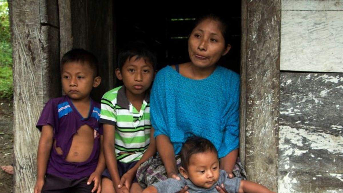 Late Guatemalan Girl Dreamed of Sending Money to Family