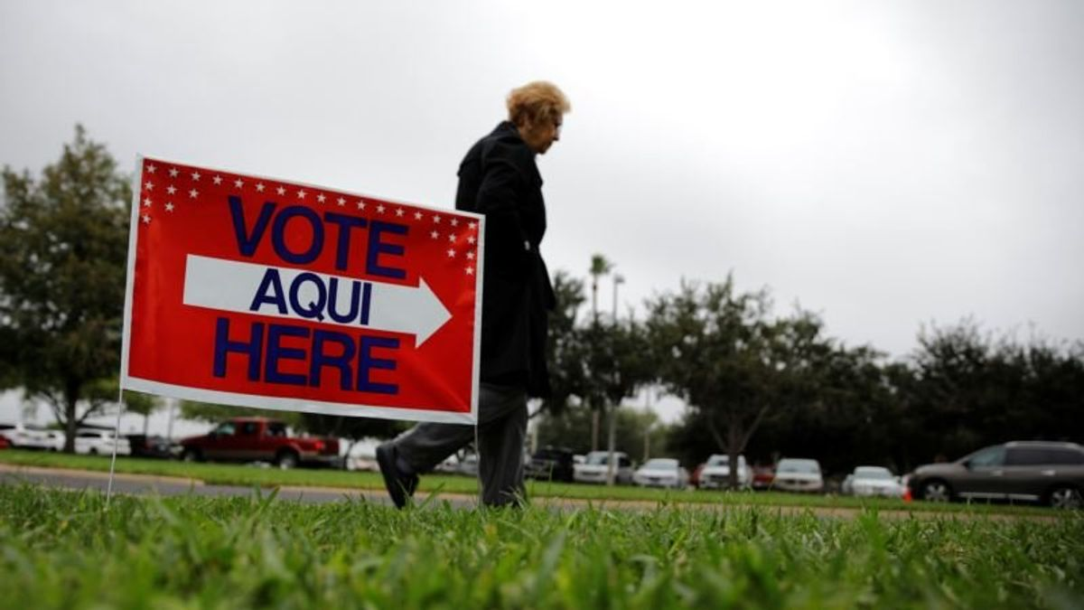 US Officials: Election Infrastructure Secure Ahead of Next Week's Vote