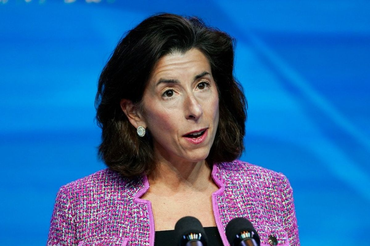 US Senate Confirms Raimondo to Head Commerce Department