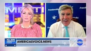 """Stephen Moore Joins Dr. Gina Prime Time to discuss Kamala Harris' focus on """"care infrastructure"""""""