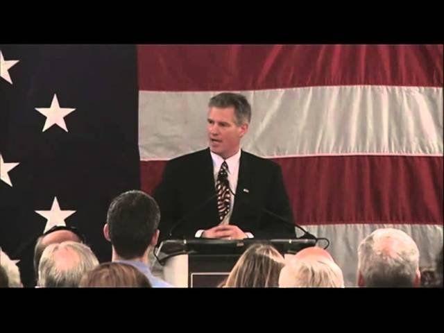 Scott Brown announces run for U.S. Senate in New Hampshire