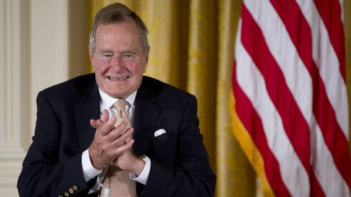 A Timeline:George H.W. Bush: 41st US President