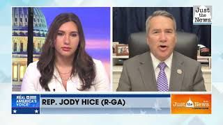 "Congressman Jody Hice says there are ""questions that need to be answered"" about Jan. 6"