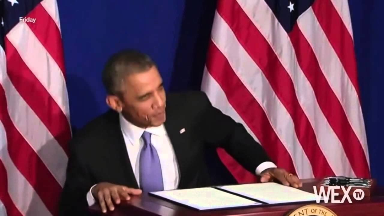 Obama: I had my credit card rejected