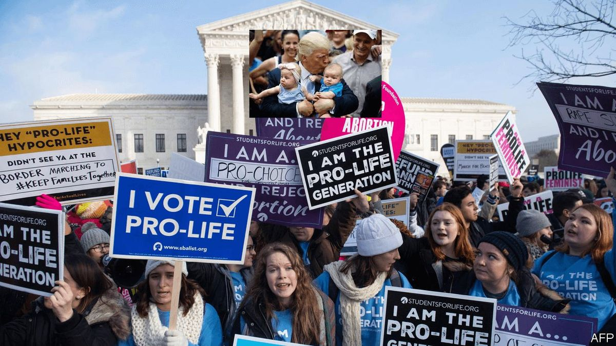 Donald Trump will be first president in history to speak at March for Life