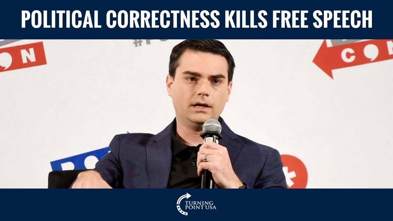 Ben Shapiro: Political Correctness Is Used To Silence Dissent