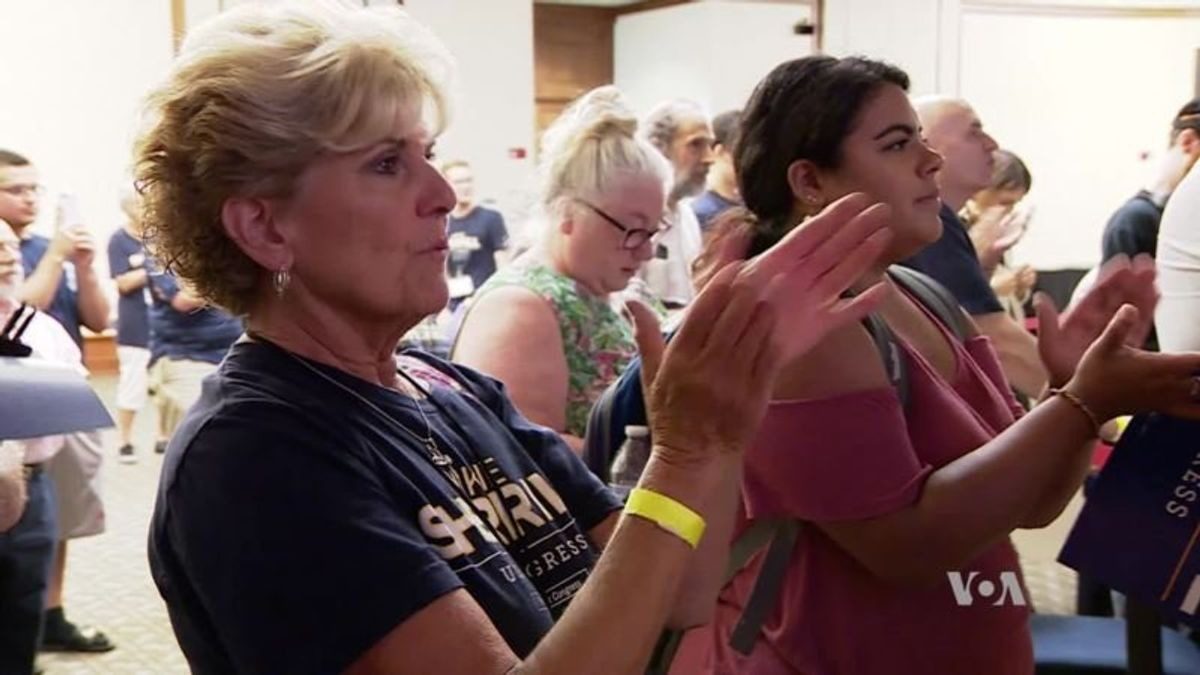 Suburban White Women May Hold Key to Midterm US Election