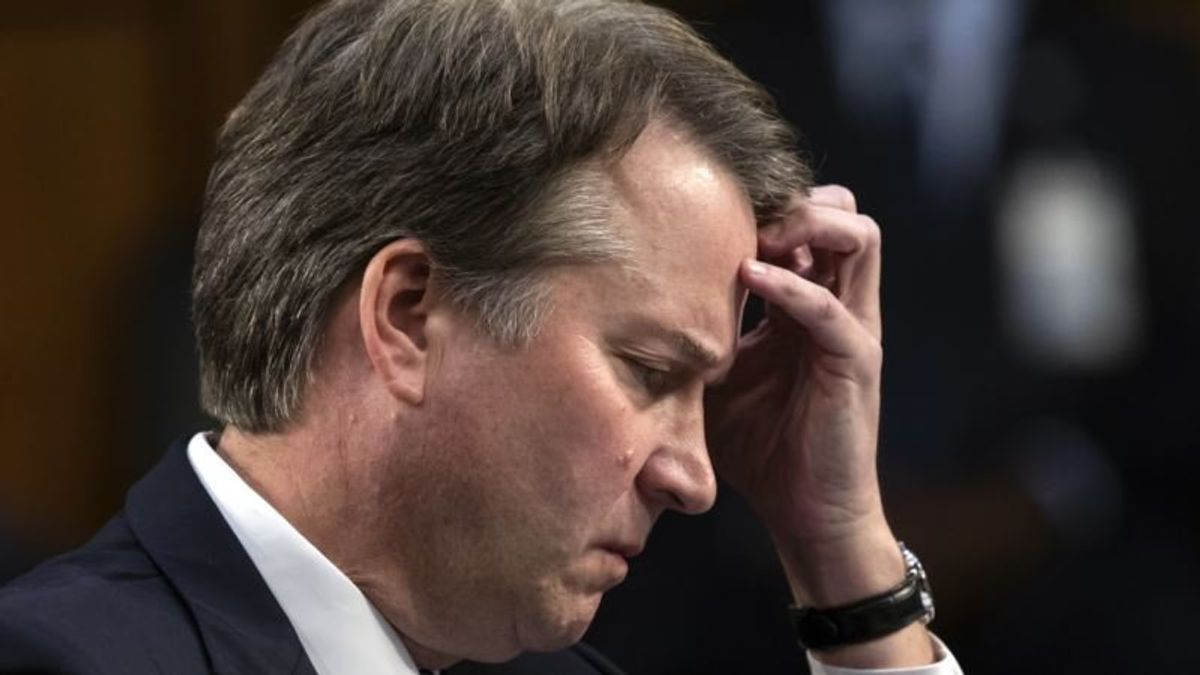Woman Accusing Judge Kavanaugh of Sexual Assault Wants FBI Probe