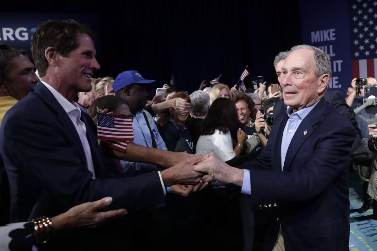 Bloomberg Quits Race After Tuesday Strategy Falls Short