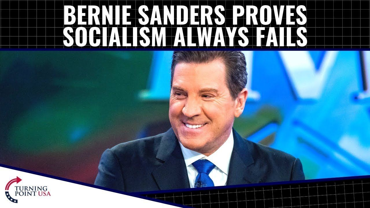 Bernie Sanders Proves Socialism Always Fails