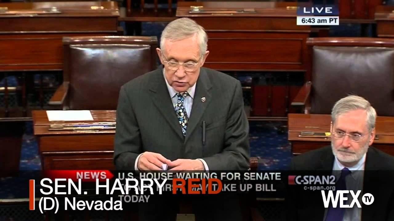 Senate passes Continuing Resolution