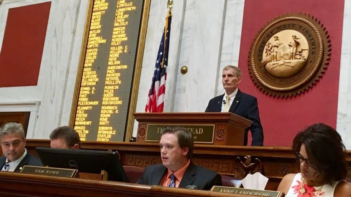 West Virginia House Considers Impeaching Supreme Court