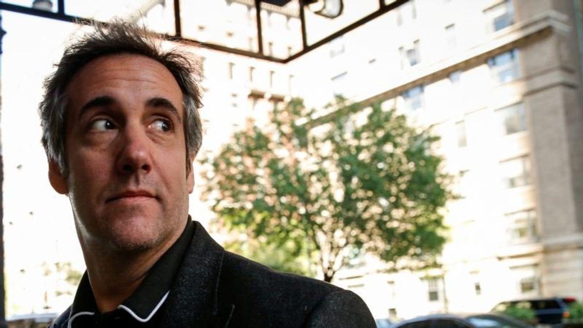 AP Sources: Prosecutors Preparing Charges Against Cohen
