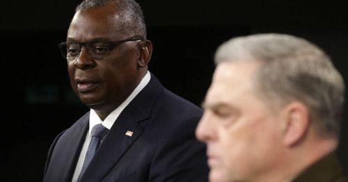 WATCH LIVE: Defense Sec. Austin, Gen. Milley testify before Senate on Afghanistan