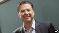 Former FBI Director James Comey on a book tour in support of new memoir 'A Higher Loyalty: Truth, Lies, and Leadership.'