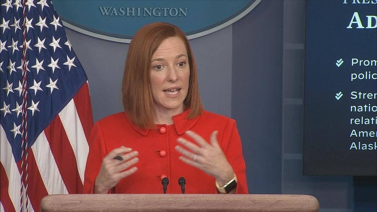 01/26/20: Press Briefing by Press Secretary Jen Psaki and Domestic Policy Advisor Susan Rice