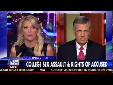 Megyn Kelly discusses campus sexual assault