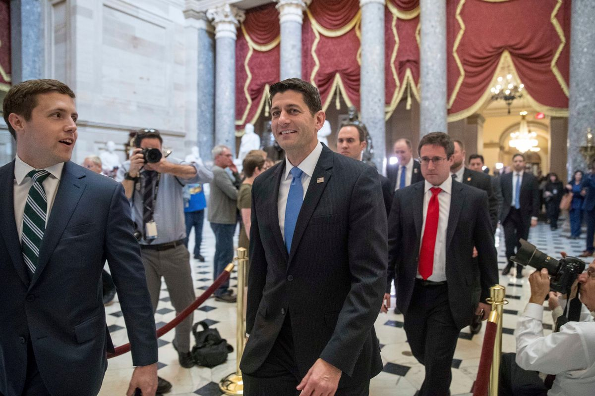 Paul Ryan Moving to Maryland, Not Selling Wisconsin Home