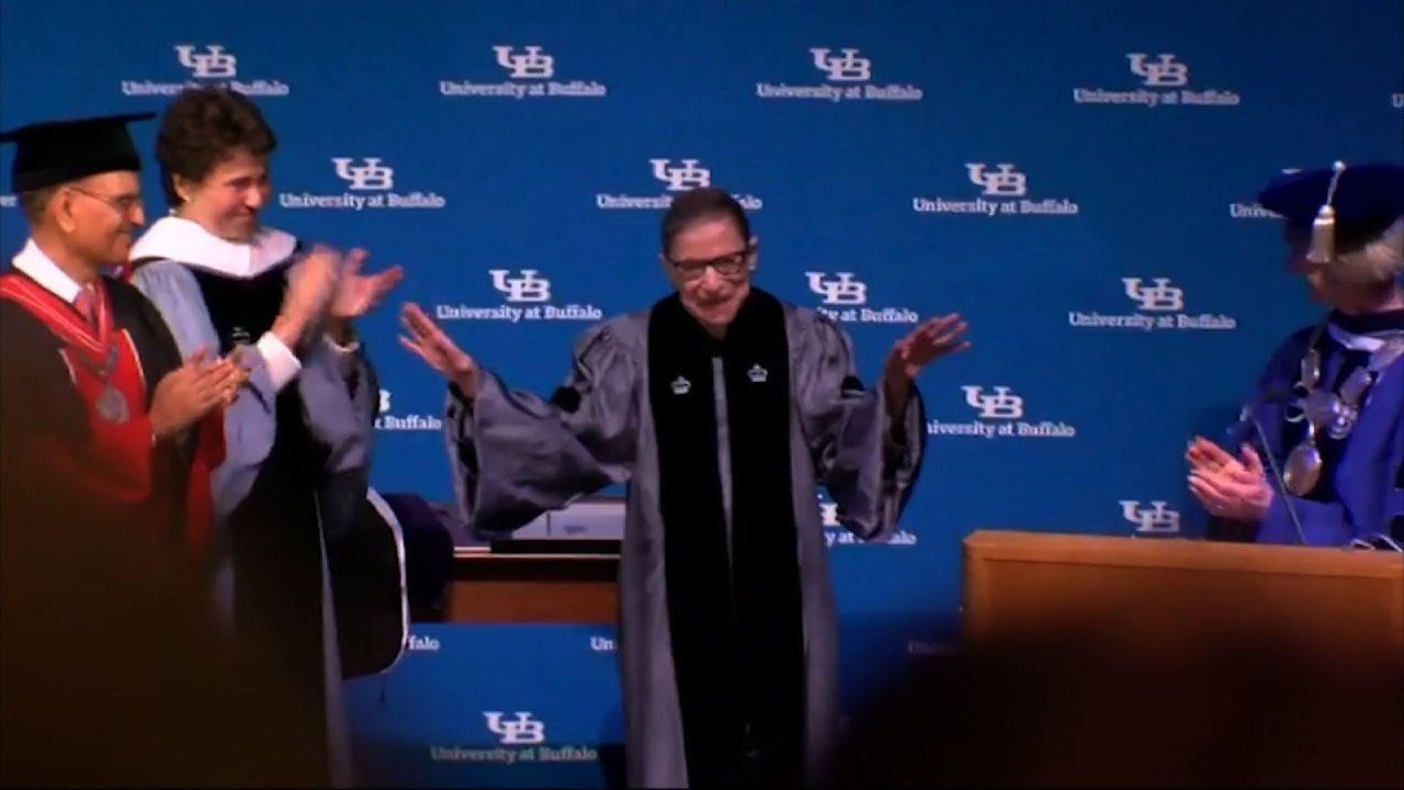 RBG makes appearance after cancer scare