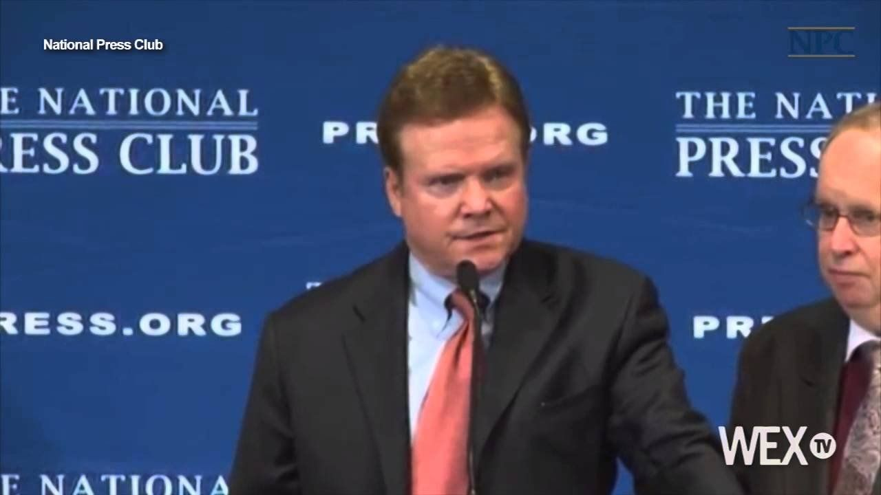 Jim Webb says he's 'seriously' considering a run for president
