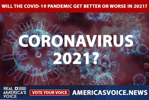 POLL: Do you think Covid-19 will get better or worse in 2021?