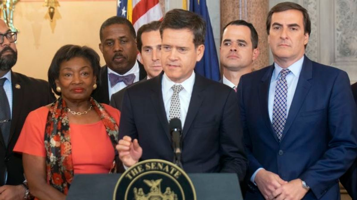 NY Senate OKs Bill Giving US House Access to State Tax Returns