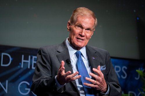 NASA Head Seeks New Funding for Annual Moon Landings 'Over a Dozen Years'