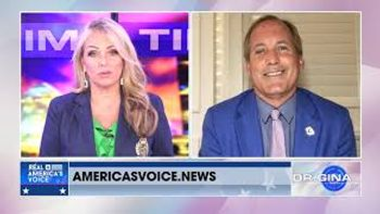 TX AG Ken Paxton and Dr. Gina discuss the current status of the Biden border crisis