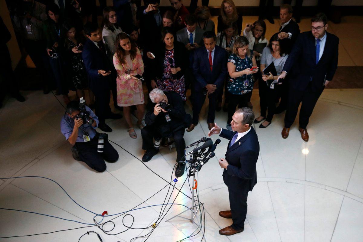 Trump Administration Blocks 'Urgent' Whistleblower Disclosure