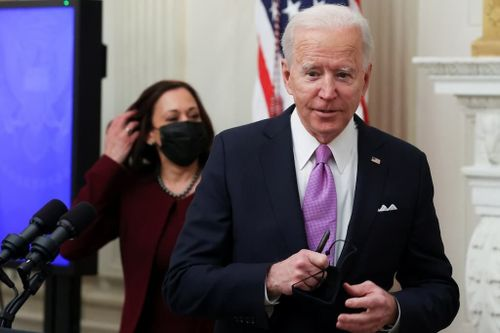 Biden to Address Food Insecurity, Economy on 2nd Full Day in Office