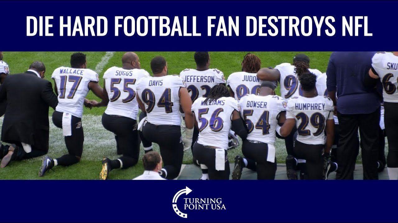 Die Hard Football Fans Destroy NFL