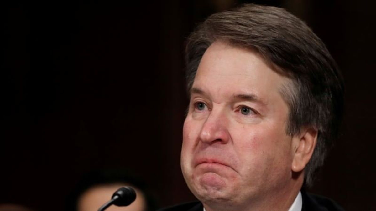 Publisher: NYT Reporters Work on Book About Brett Kavanaugh