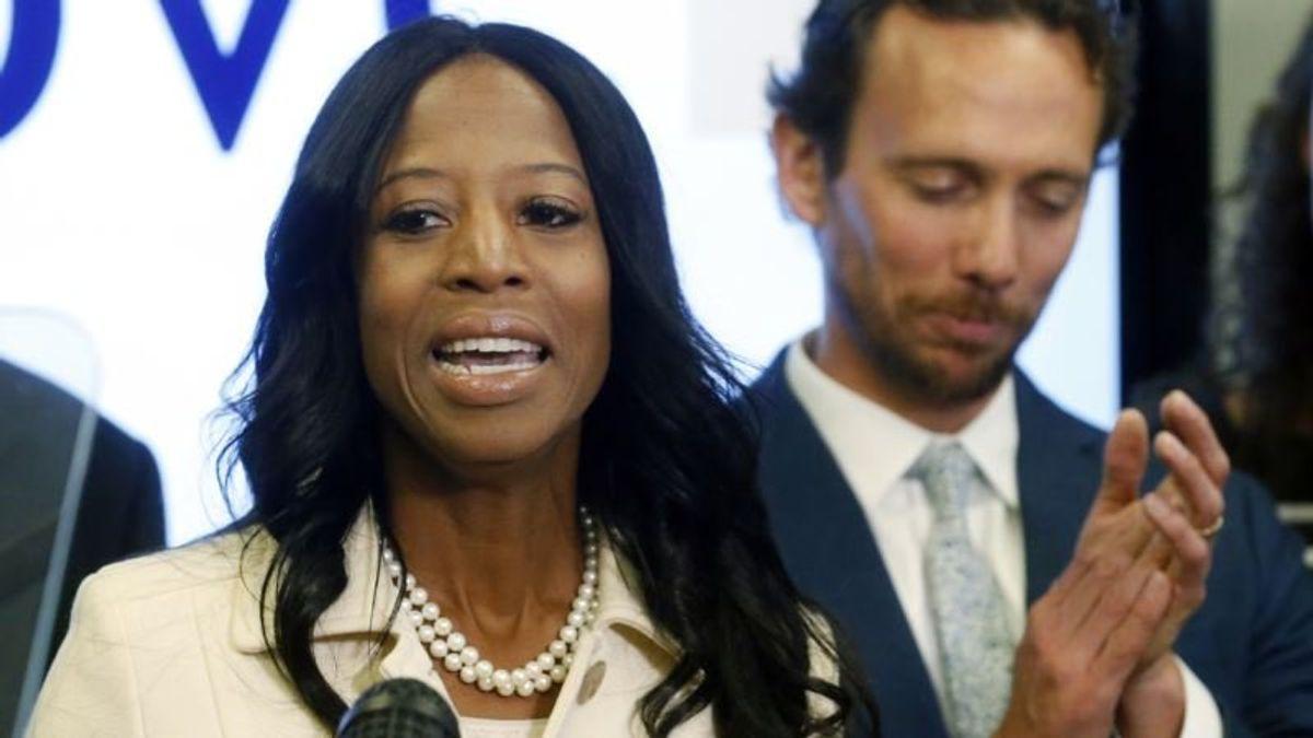 Lone Black Republican US Congresswoman Slams Trump After Defeat