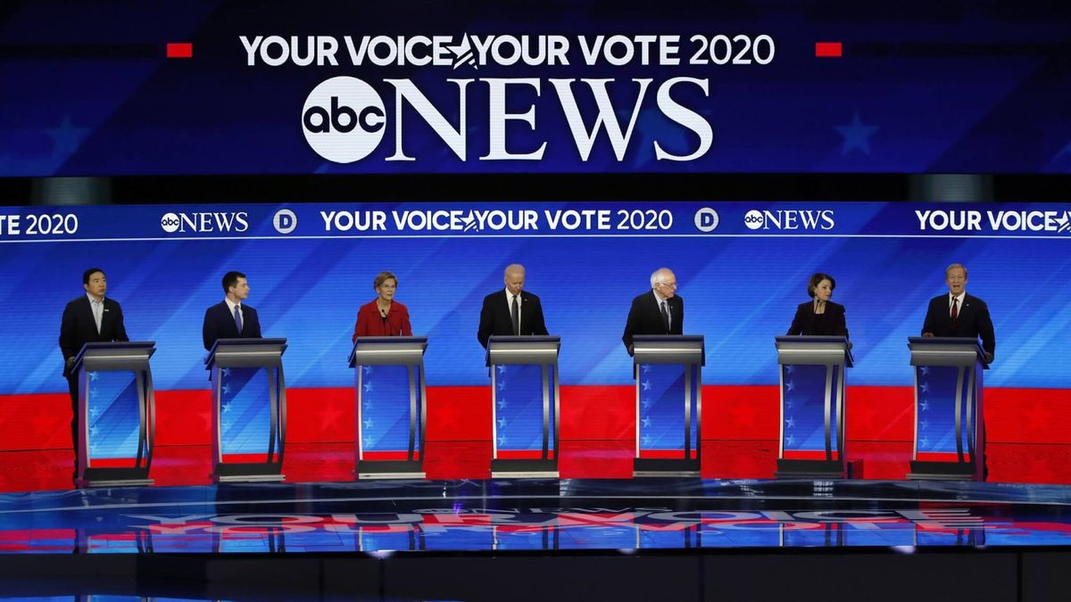AP Fact Check: Dems Skew Health Care, Iraq Facts in Debate