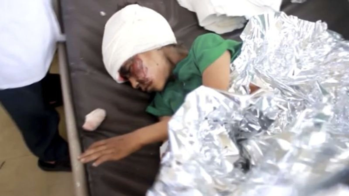 Report: US Made, Sold Bomb That Killed Yemeni Children