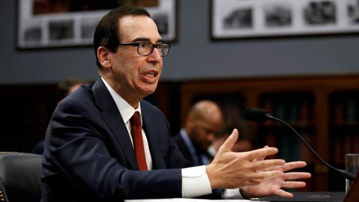 Treasury Denies Democrats' Request for Trump Tax Returns