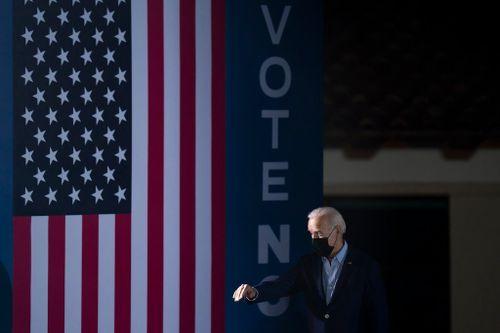 Biden Comes to California to Help Newsom Fight off Recall