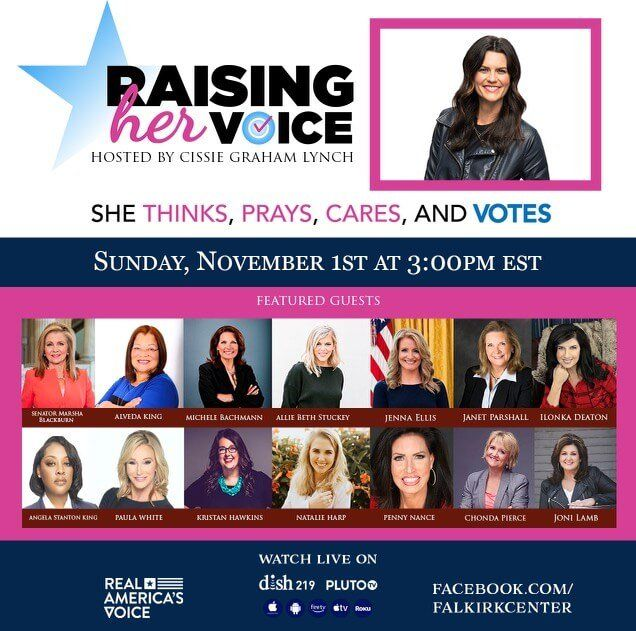 Raising Her Voice