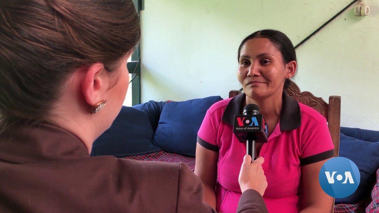 Women Live Without the Basics in Venezuela