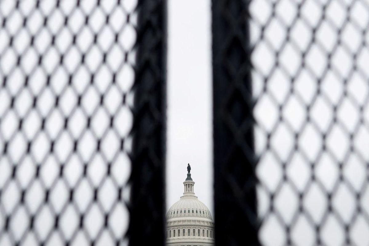Shaken US Capitol on High Alert for Biden's First Address to Congress