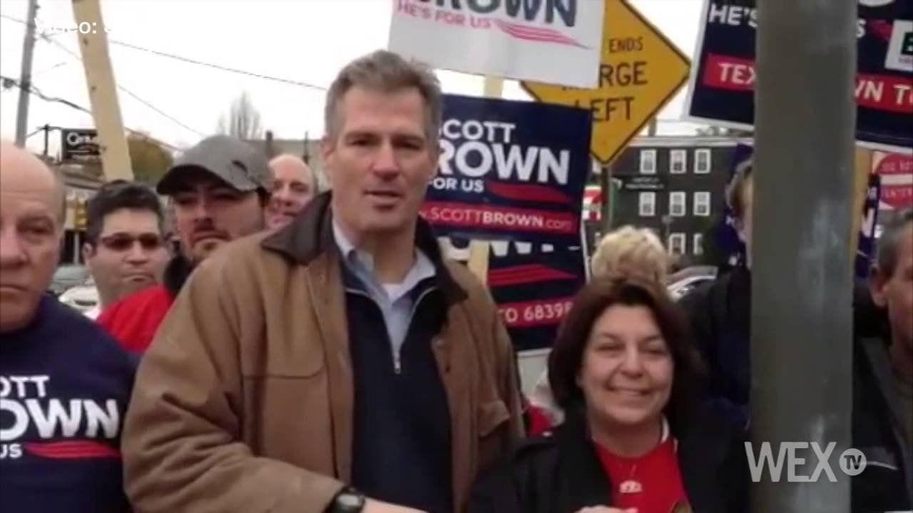 Brown, Sen. Shaheen tied in Senate race