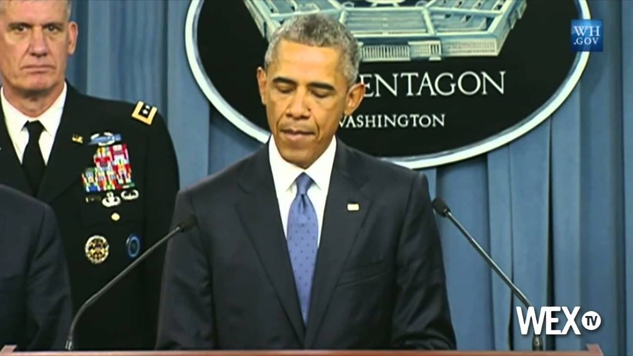 Obama on fighting Islamic State: 'This will not be quick'