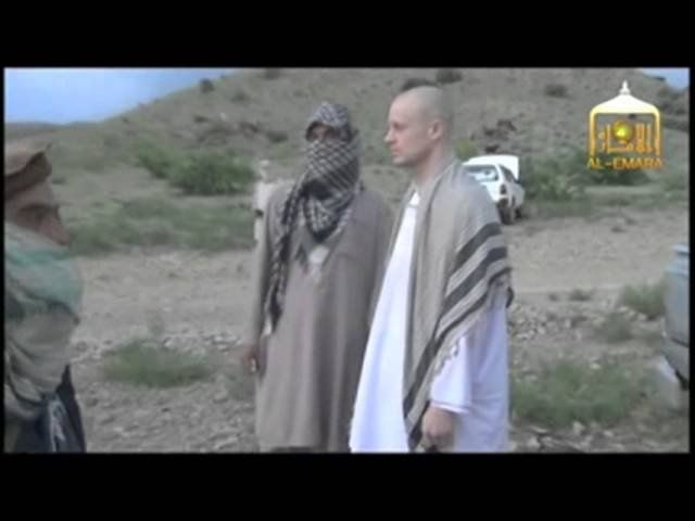 Raw: Taliban releases video of Bowe Bergdahl handover