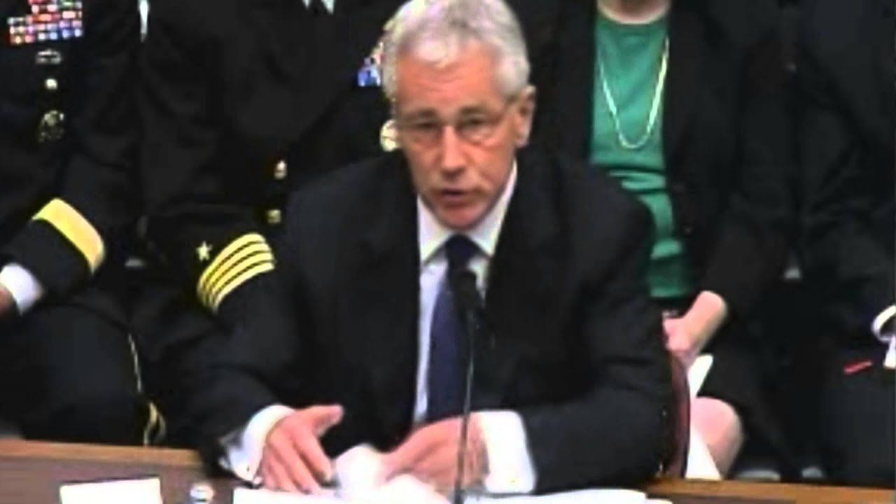 Chuck Hagel stands by decision to exchange Taliban detainees